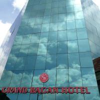 Grand Bagan Hotel Sdn Bhd, hotel in Butterworth