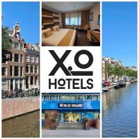 XO Hotels Blue Square, hotel Amszterdamban
