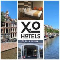 XO Hotels Blue Tower, hotel di Amsterdam