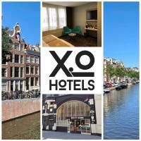XO Hotels City Centre, hotel sa Amsterdam