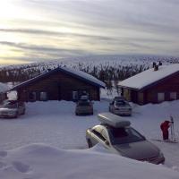 Ski-in ski-out Sälen Högfjället 4-6 bäddar