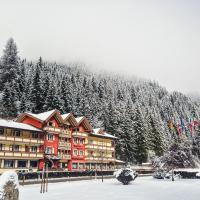 Hotel Foresta, hotel a Moena