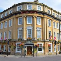 Royal Hotel, hotel in Bath