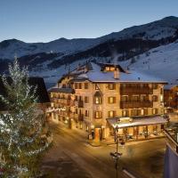 Hotel Compagnoni, hotel v Livignu