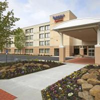 Fairfield Inn & Suites by Marriott Cleveland Beachwood, hotel in Beachwood