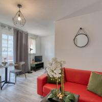 Appartement Agréable - Aéroport Toulouse Blagnac