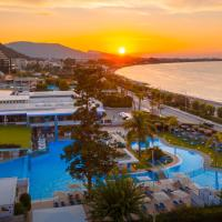 Oceanis Hotel, hotel in Ixia