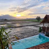 Rumah Bendang Langkawi Villa Pool
