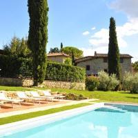 Forno Casale del Giubba private pool, hotel a San Sano