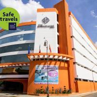 Hotel Ambassador Mérida, отель в городе Мерида