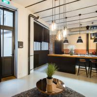 Loft in a quiet area close to the metro station