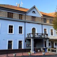 Hotel Sýkora, hôtel à Křivoklát
