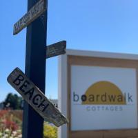 Boardwalk Cottages, hotel in Long Beach