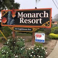 The Monarch Resort, hotel in Pacific Grove