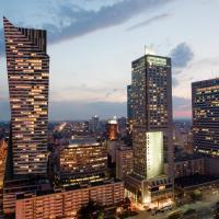 InterContinental Warszawa, hotel in Warsaw