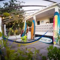 """Surf Hostel Cabo """"The Riptide"""""""