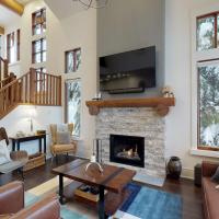 Luxury Home with Private Hot Tub by Harmony Whistler