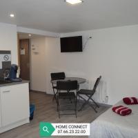 HOME CONNECT Appartements d'hôtes - entrée autonome, hotel in Charmes