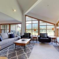 Spacious Family Home with Spectacular Views by Harmony Whistler