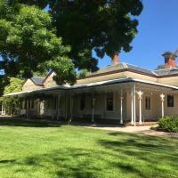 Quamby Homestead, hotel en Woolsthorpe