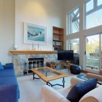 Lush Forest and Golf Course Views by Harmony Whistler