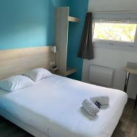 Kyriad Direct Nantes la Beaujoire, hôtel à Nantes