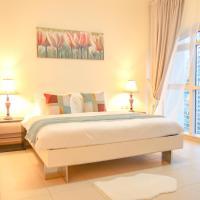 Signature Holiday Homes - Furnished 3BHK Duplex in Yacht Bay, Dubai Marina