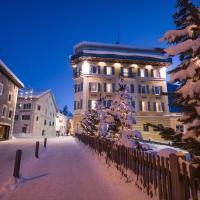 Hotel Müller - mountain lodge, hotel in Pontresina