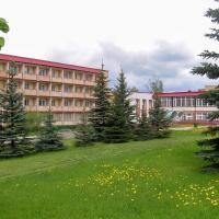 Санаторий Волна, отель в Лечищеве