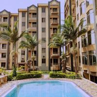 Prestige Hotel Suites, отель в Кампале