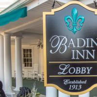 1913 Badin Inn