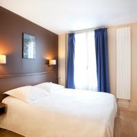 Nadaud Hotel, ξενοδοχείο σε 20ο διαμ., Παρίσι