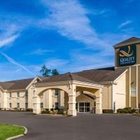 Quality Inn & Suites, hotel in Slidell