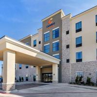 Comfort Suites San Antonio Ft. Sam Houston/SAMMC Area, hotel u San Antoniju