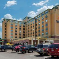 Comfort Inn & Suites Logan International Airport, hotel in Revere