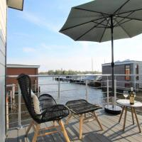 Luxus Houseboat with Sauna and Whirlpool near Amsterdam