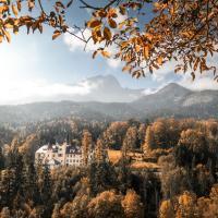 Naturhotel Schloss Kassegg, hotel in Sankt Gallen