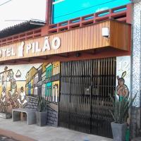 Hotel Pilão, hotel near Marechal Cunha Machado International Airport - SLZ, São Luís