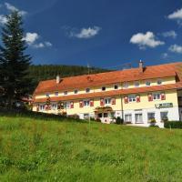 Gasthof Berghof, отель в городе Энцклёстерле