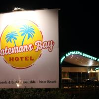 Batemans Bay Hotel, hotel em Batemans Bay