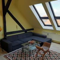 Loft Wohnung Wilhelm, Hotel in Wittenberge