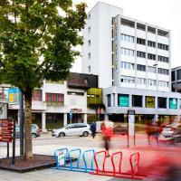 Hotel Freihof, отель в городе Виль