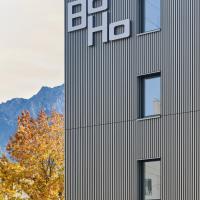 Boarding House BoHo, hôtel à Buchs