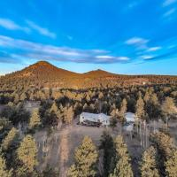 Spectacular Mountain View 5 Acres Indian Creek, hotel in Florissant