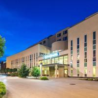 ETO Park Hotel Business & Stadium, Hotel in Győr