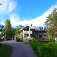 Skabram Bed & Breakfast, hotel a Jokkmokk