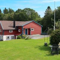 Holiday Home Rødehuset - FJH670, hotel in Gjelland