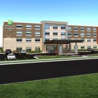 Holiday Inn Express & Suites - Edmonton SW – Windermere, hotel em Edmonton