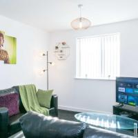 Sublime Stays Coventry 2 Bed Apt - Netflix and Parking