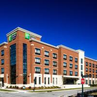 Holiday Inn Express & Suites Franklin - Berry Farms, hotel in Franklin